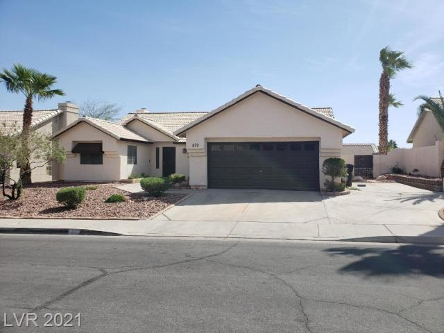Property for sale at 870 Autumn Canyon Way, Henderson,  Nevada 89002