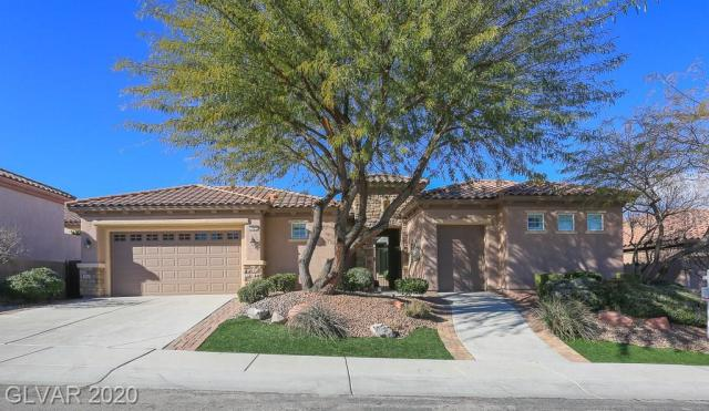 Property for sale at 2093 TWIN FALLS Drive, Henderson,  Nevada 89044