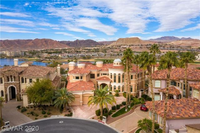 Property for sale at 4 Rue Du Palais Court, Henderson,  Nevada 89011