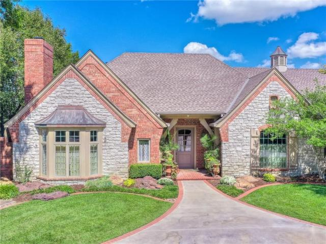 Property for sale at 1801 Guilford Lane, Nichols Hills,  Oklahoma 73120