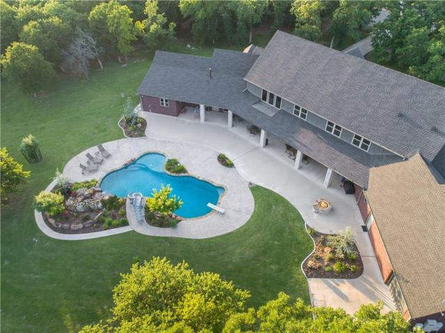 Property for sale at 13269 Rock Hollow Circle, Arcadia,  Oklahoma 73007