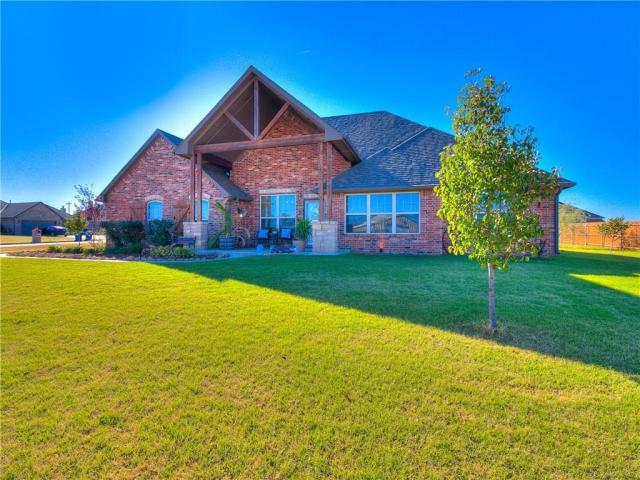 Property for sale at 4024 NE Southridge Lane, Piedmont,  Oklahoma 73078