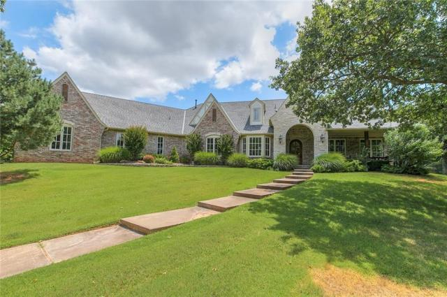 Property for sale at 10500 Stone Gate Way, Arcadia,  Oklahoma 73007