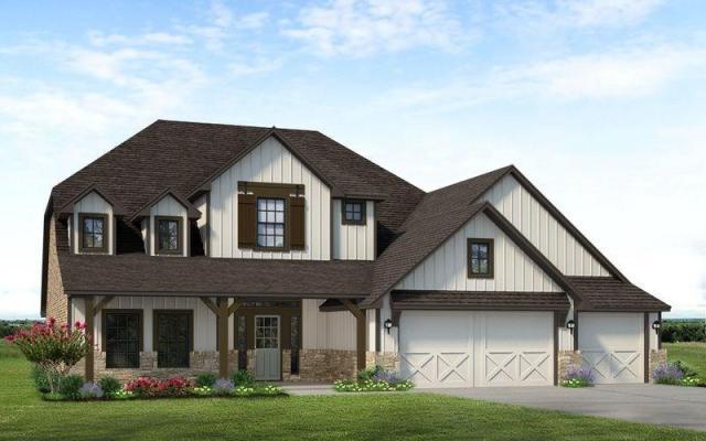 Property for sale at 3208 Birchwood Circle, Arcadia,  Oklahoma 73007