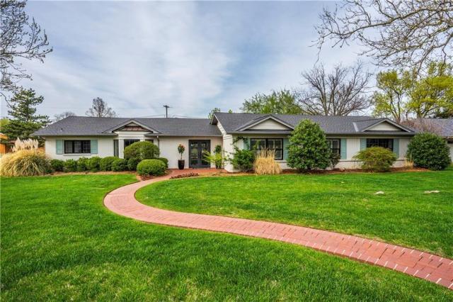 Property for sale at 1245 Glenbrook Terrace, Nichols Hills,  Oklahoma 73116
