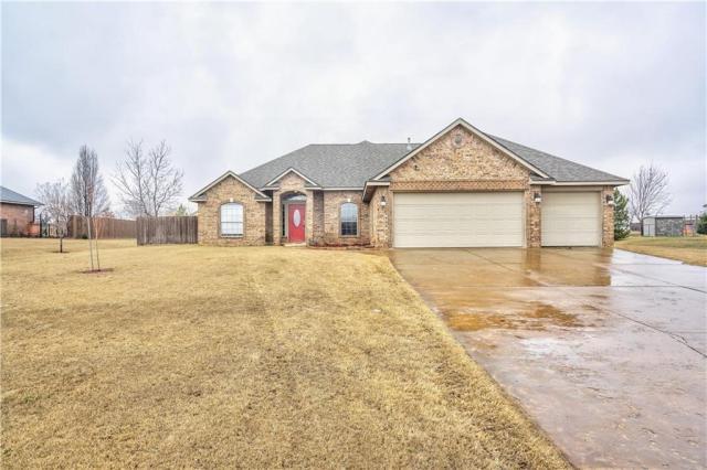 Property for sale at 821 Eagle Ridge Road, Tuttle,  Oklahoma 73089