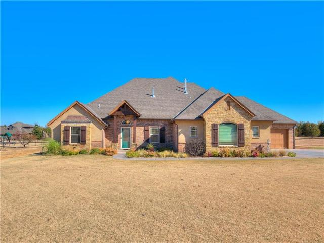 Property for sale at 888 Coyoteee Circle, Piedmont,  Oklahoma 73078