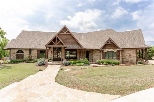 Property for sale at 11749 E Coffee Creek Road, Arcadia,  Oklahoma 73007