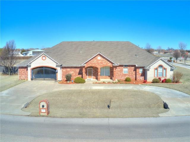 Property for sale at 1501 Quail Lake Way, Mustang,  Oklahoma 73064