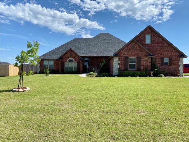 Property for sale at 3920 Southridge Lane NE, Piedmont,  Oklahoma 73078