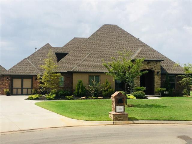 Property for sale at 1417 N White Dogwood Way, Mustang,  Oklahoma 73064