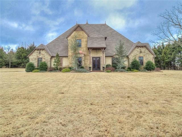 Property for sale at 9908 Beaupre Drive, Arcadia,  Oklahoma 73007
