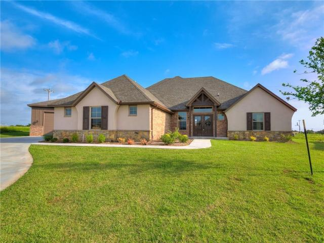 Property for sale at 101 Hickory Circle, Piedmont,  Oklahoma 73078