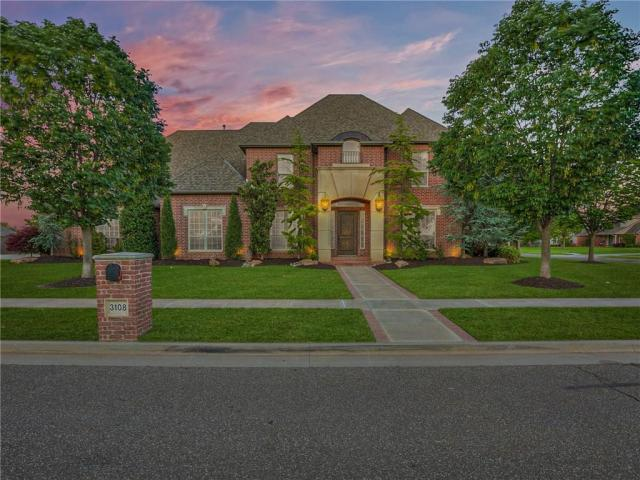Property for sale at 3108 Brush Arbor Drive, Moore,  Oklahoma 73160