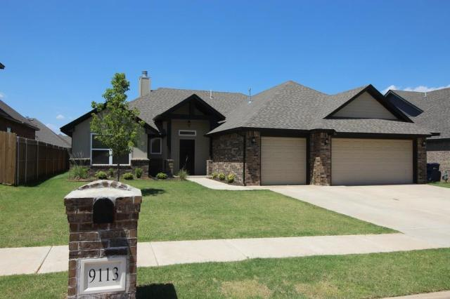 Property for sale at 9113 NW 84th Street, Yukon,  Oklahoma 73099