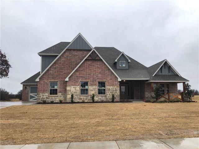 Property for sale at 8808 Cherry Blossom Road, Arcadia,  Oklahoma 73007