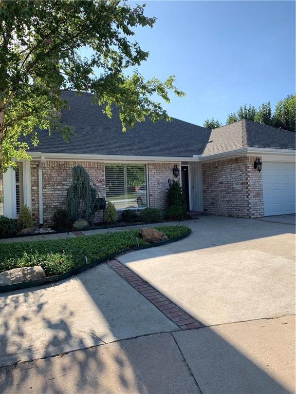 Property for sale at 6337 Glenbrook Court, Oklahoma City,  Oklahoma 73118