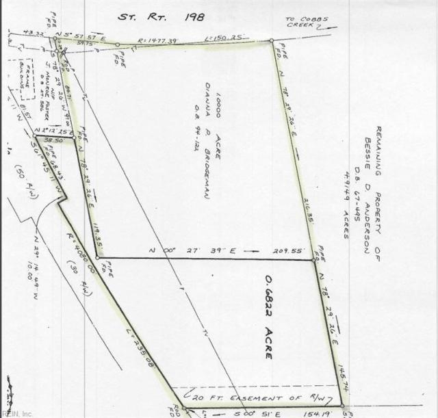 Property for sale at 1.68AC Buckley Hall Road, Mathews,  Virginia 23109
