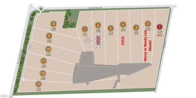 Property for sale at LOT 6 NUMBER TEN Lane, Chesapeake,  Virginia 23322