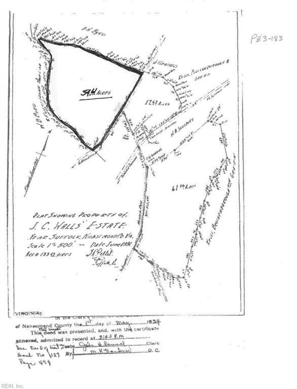 Property for sale at 74AC Old Somerton Road, Suffolk,  Virginia 23434