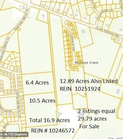 Property for sale at 12.9AC Butts Station Road, Chesapeake,  Virginia 23320