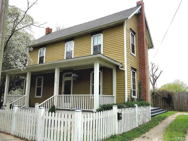 Property for sale at 105 Harney Street, Elizabeth City,  North Carolina 27909