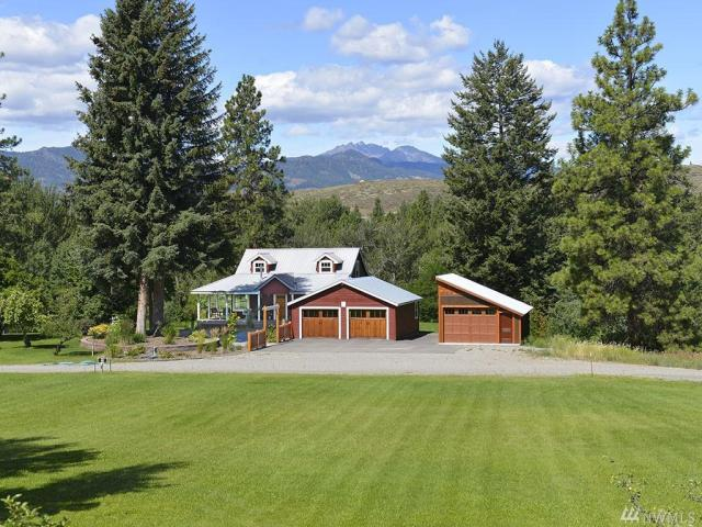 Property for sale at 161 East Chewuch Rd, Winthrop,  WA 98862