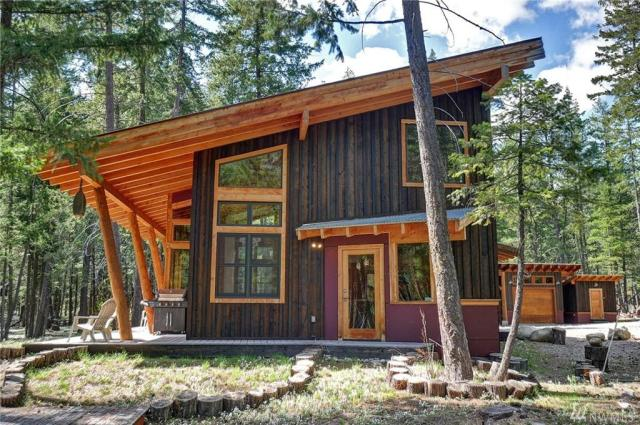 Property for sale at 605 Lost River Rd, Mazama,  WA 98833