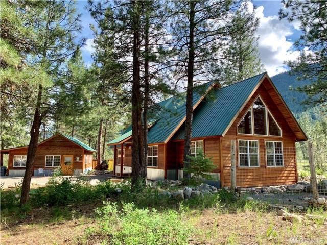 Property for sale at 9 Deer Run Loop Rd, Mazama,  WA 98833