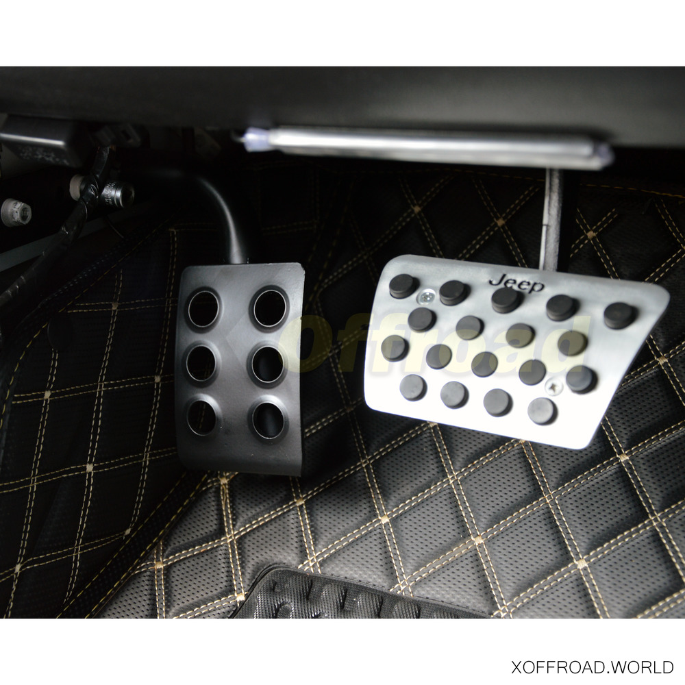 hight resolution of  rest pedal black jeep wrangler jk tj yj cj s