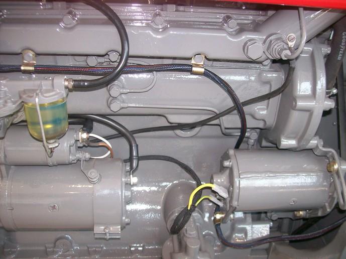 massey ferguson wiring diagram cat 3 rj11 1961 mf35 deluxe starter solenoid ... - yesterday's tractors