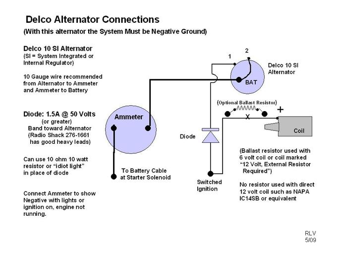 Delco Regulator Wiring Diagram Get Free Image About Wiring Diagram