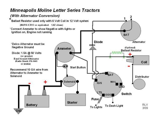 Wiring Diagram Alternator 12 Volt System – Readingrat Net