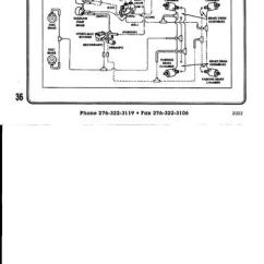 8n Ford Tractor Wiring Diagram 2003 Mitsubishi Eclipse Infinity Radio F700 Lucas Girling System Brakes - Yesterday's Tractors