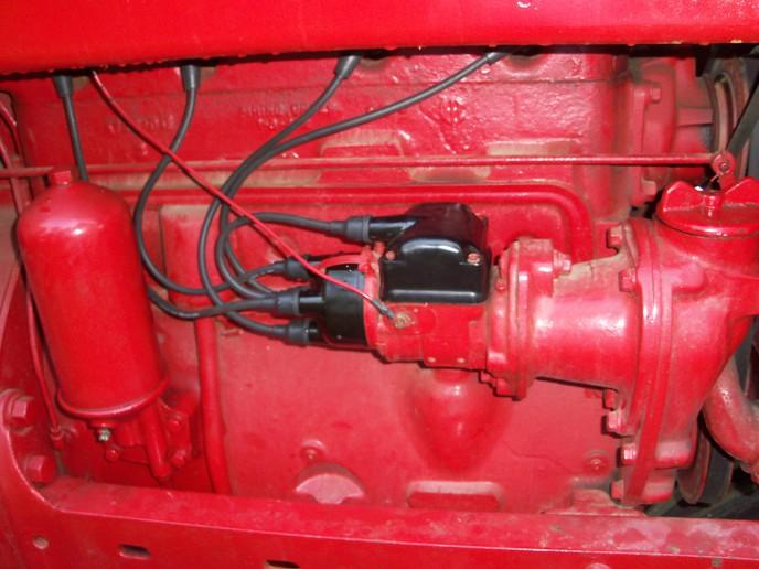 1951 farmall m wiring diagram genie intellicode garage door opener h distributor cap wire schematic firing order for tractor diagrams hubs farmll