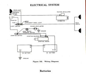 Case 400 Diesel Wiring Diagram  Yesterday's Tractors