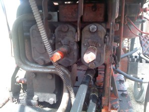 560 Hydraulic Control valve  Yesterday's Tractors