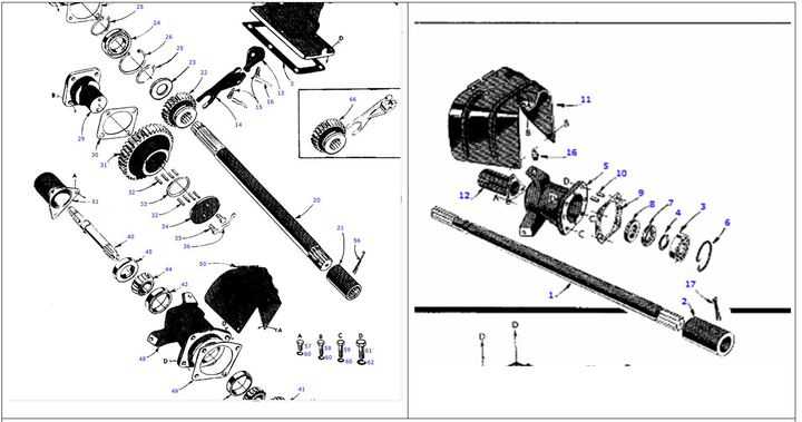 Wiring Diagram For 284 International Tractor 284