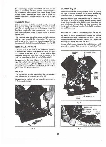 Wisconsin Vh4d Firing Order : wisconsin, firing, order, NIGHTMARE, Yesterday's, Tractors