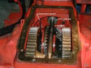430 hydraulic system  Yesterday's Tractors
