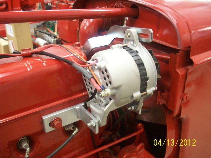 Farmall 300 Utility Wiring Diagram. Farmall M Electrical System ...