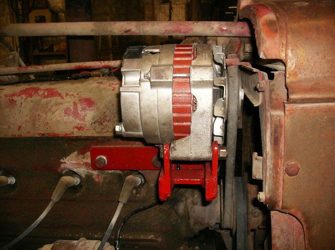 Farmall Cub Alternator Wiring Diagram On Ih Farmall 450 Wiring