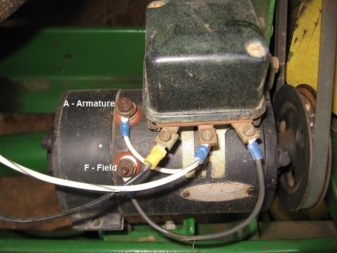 Ford 8n Tractor Pto Diagram