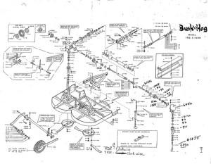 John Deere Bush Hog Parts Diagram  Image Of Deer LedimageCo