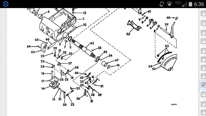 1086 International Tractor Parts. Wiring. Wiring Diagram