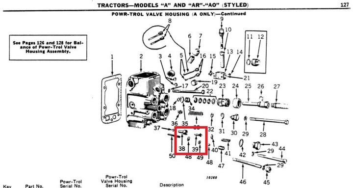 Ford Tractor 3930 Wiring Schematics Ford 4610 Wiring