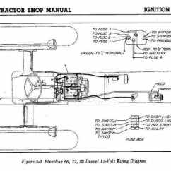 1964 Ford 4000 Tractor Wiring Diagram For Truck To Trailer Oliver Super 77 - Oliver, Cletrac, Coop And Cockshutt Forum Yesterday's Tractors