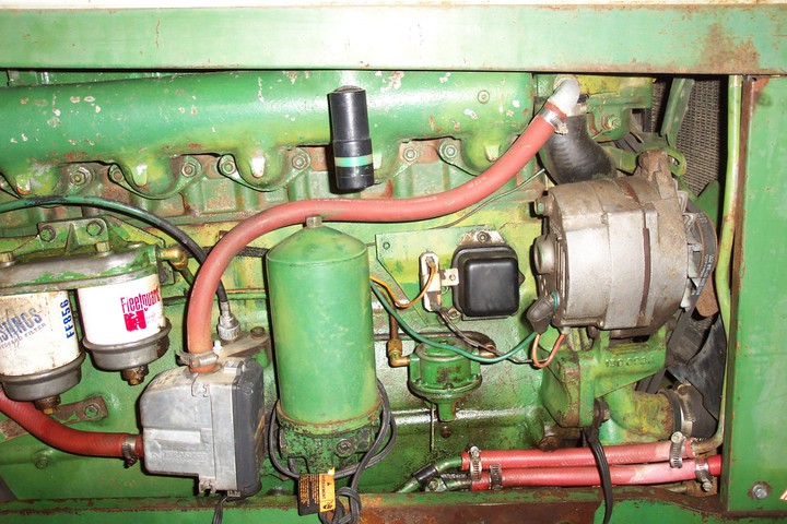 Ford Tractor Alternator Wiring Diagram Yesterdays Tractor Co Autos