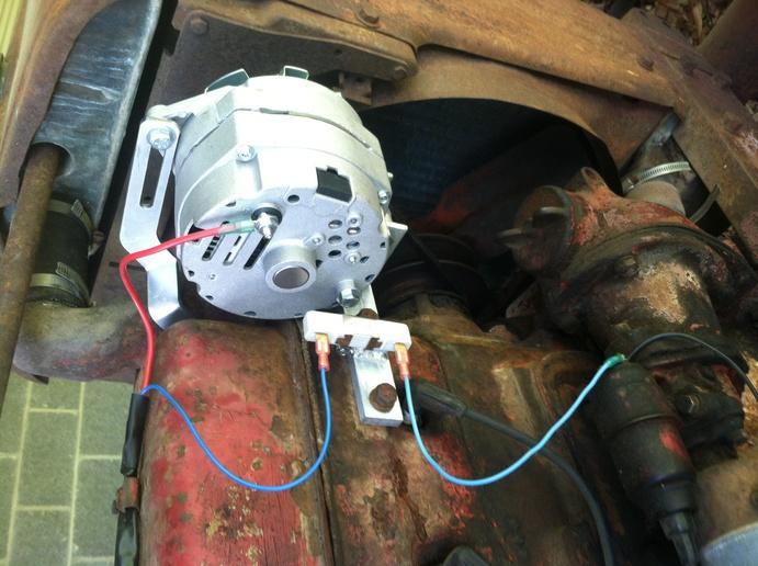 Farmall H Alternator Wiring Yesterday39s Tractors