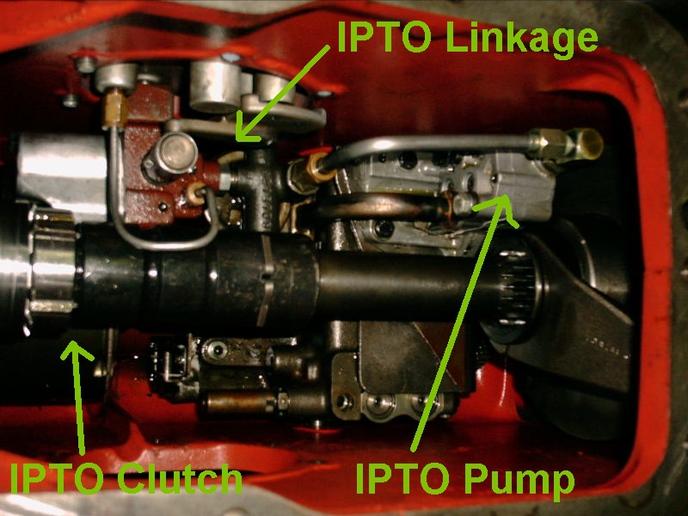 case tractor wiring diagram 2000 ford explorer radiator massey ferguson 175 pto - harris & forum yesterday's tractors